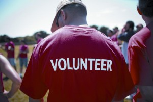 Get Referrals by Volunteering in your Community